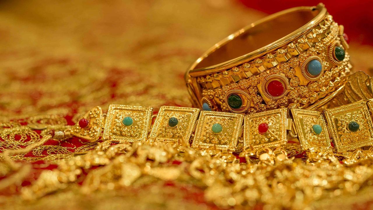 Arany ékszerek
