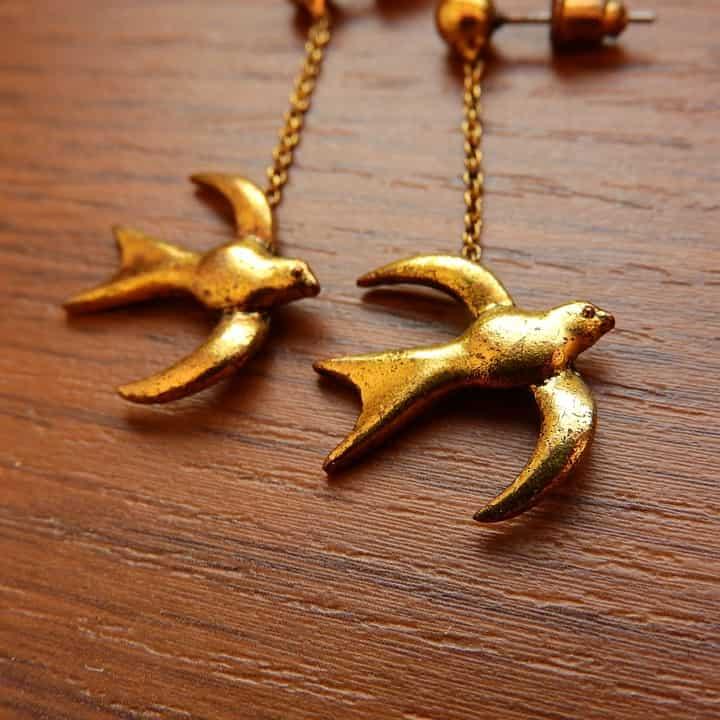 aranyékszerek