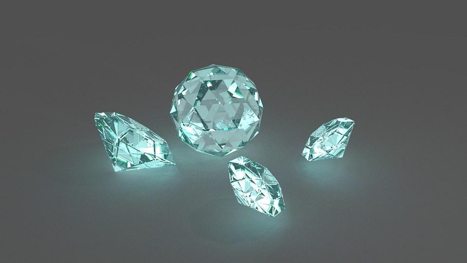 gyémánt ékszer